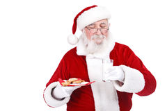 Traditional Santa Claus Stock Images