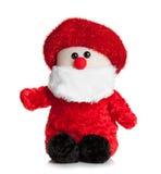 Traditional Santa Claus puppet Stock Photos