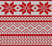 Traditional Scandinavian pattern. Stock Photography