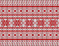 Traditional Scandinavian pattern. Royalty Free Stock Images