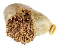 Traditional Scottish Haggis Stock Image