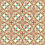 Traditional seamless pattern Royalty Free Stock Images