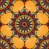 Traditional seamless pattern Royalty Free Stock Photography