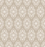 Traditional seamless vector wallpaper Stock Photography