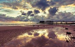 Cromer Pier, Norfolk UK Royalty Free Stock Photos