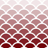 Traditional Seigaiha Japanese seamless wave pattern. Royalty Free Stock Photo