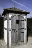 Traditional sentry box Stock Images
