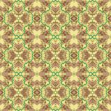 Traditional shapes seamless pattern Royalty Free Stock Photo