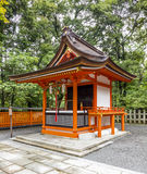 Traditional shinto architecture Stock Photos