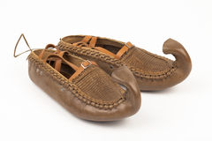 Traditional shoes Stock Photography