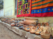 Traditional shop in juyjuy Royalty Free Stock Image
