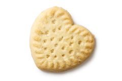 Traditional shortbread biscuit. Stock Images