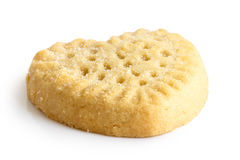 Traditional shortbread biscuit. Stock Photos