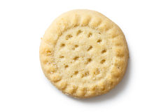 Traditional shortbread biscuit. Royalty Free Stock Photography