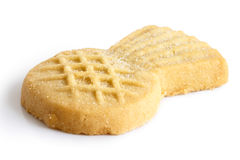 Traditional shortbread biscuit. Stock Photography