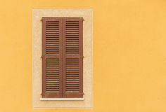 Traditional shutters in the South Royalty Free Stock Images