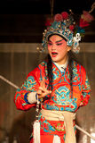 Traditional Sichuan Chinese Opera Stock Image