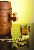 Traditional single malt Stock Photos