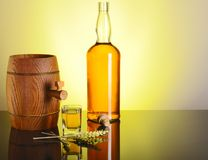 Traditional single malt Royalty Free Stock Photography
