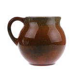 Traditional slavonic jug Royalty Free Stock Photo