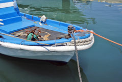 Traditional small boat Royalty Free Stock Photo