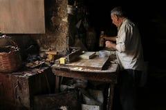 Free Traditional Soap Making, Tripoli, Lebanon Royalty Free Stock Image - 172761446