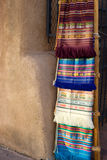 Traditional southwest rugs Stock Photography