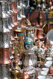 Traditional souvenirs from Sarajevo. Stock Images