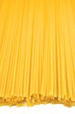 Traditional spaghetti pasta isolated Royalty Free Stock Image