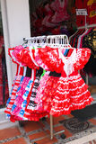Traditional Spanish Dress Children Sale Stock Photo