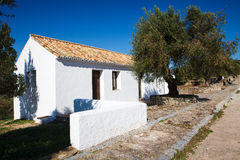 Traditional spanish house Royalty Free Stock Photos