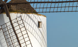Traditional Spanish windmill Stock Images