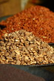 Traditional spices market Stock Image