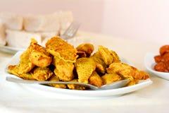 Traditional Sri Lankan Sinhala And Tamil New Year Sweets Stock Image