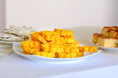 Traditional Sri Lankan Sinhala And Tamil New Year Sweets Royalty Free Stock Photography
