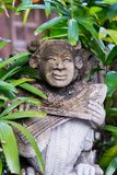 Traditional Statue in Bali, Indonesia. Traditional Hindu Statue in Bali, Indonesia Stock Images