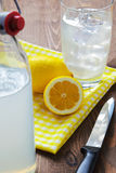 Traditional still lemonade Stock Photography