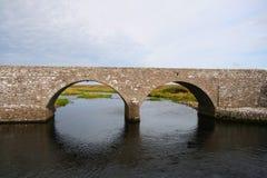 Traditional Stone Bridge Royalty Free Stock Photography