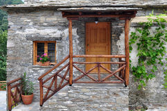 Traditional stone house, Stock Images