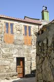 Traditional stone house Royalty Free Stock Photo