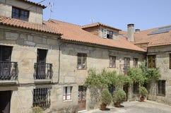 Traditional stone houses Stock Photos