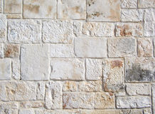 Traditional stones wall Royalty Free Stock Photos