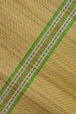 Traditional Straw Mat Stock Images