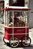 Traditional street food vendor stock photos