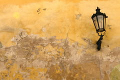 Traditional street lamp Stock Image