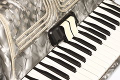 A traditional style accordion Royalty Free Stock Photography