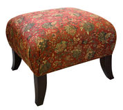 Traditional Style Ottoman Stock Photo