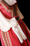 Traditional suit Royalty Free Stock Photography