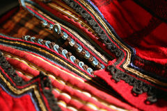 Traditional suit Royalty Free Stock Images