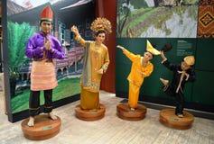 Traditional Sumatran Dance Stock Photography